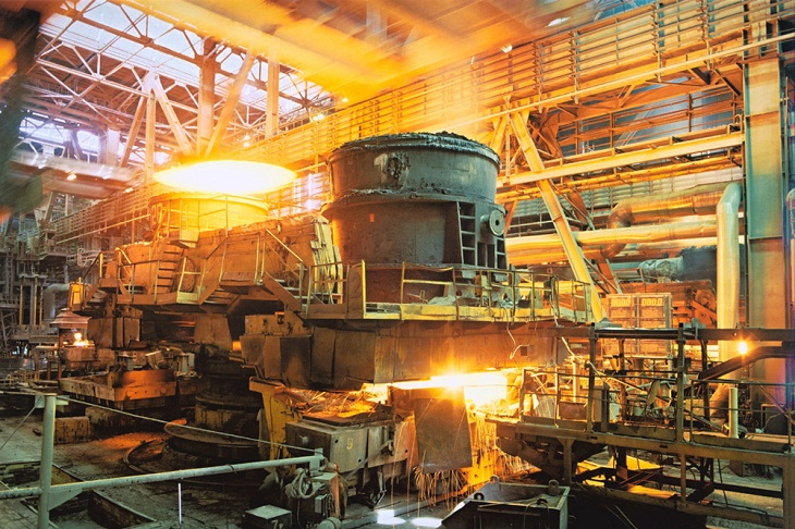 Что входит в черную металлургию